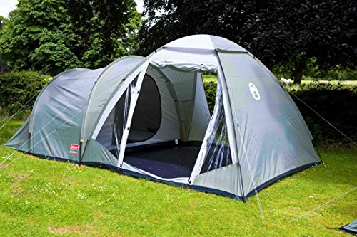 Coleman Waterfall 5 Deluxe Tent Green, 5 Person: Amazon.co