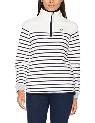 Crew Clothing Women's Sweatshirt:  Sports & Outdoors