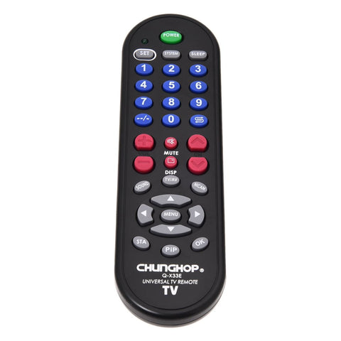 CHUNGHOP Portable Universal Smart TV Remote Control Controller For TV Television Sets