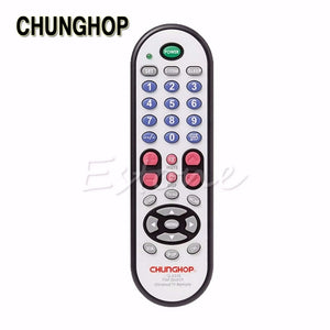 CHUNGHOP TV  Remote Control Universal Portable Smart TV Remote Control Controller For TV Television Sets