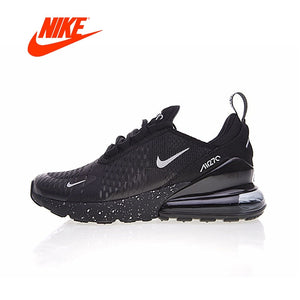 Nike Air Max 270 Men's Running Shoes Original Authentic Sports Outdoor Sneakers Breathable Comfortable Low Top Brand Designer