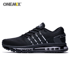 ONEMIX 2018 men running shoes cool light sport shoes for men slant tongue sneakers for outdoor jogging walking shoes size 39-47