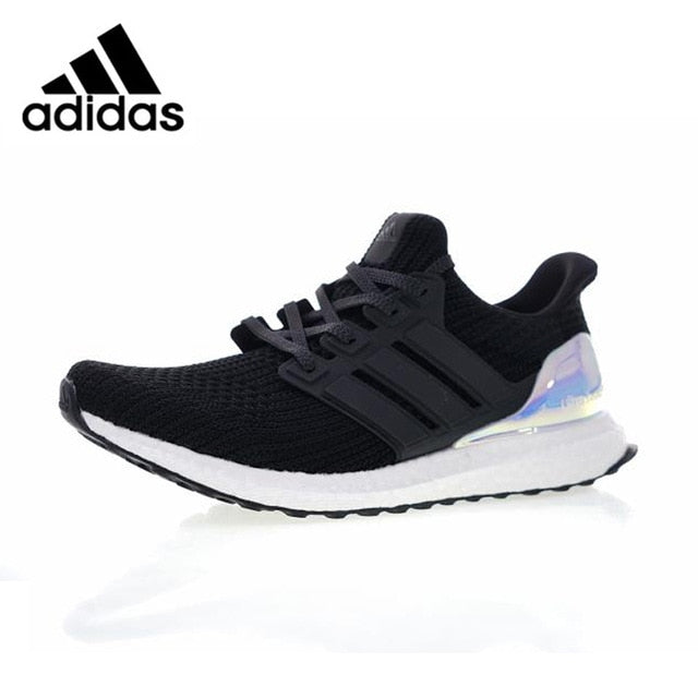 buy popular 4f7de 2ed0a Original Authentic ADIDAS Ultra BOOST Mens Running Shoes Mesh Breathable  Lightweight Stability Sneakers Sport Shoes Cozy BB6166