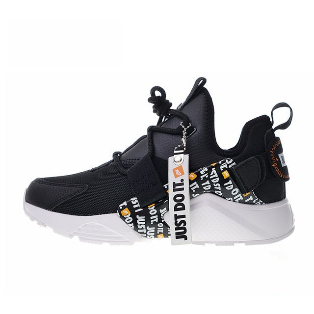 feecd81e800245 ... Original Authentic Nike Air Huarache City Low Prm Just do it Women s  Running Shoes Sneakers Good ...