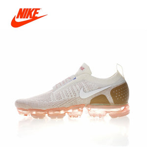 ec759b6437f3 Original New Arrival Authentic NIKE AIR VAPORMAX FK MOC 2 Mens Running Shoes  Sneakers Sport Outdoor