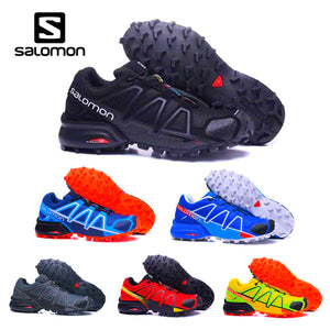 Salomon Speed Cross 4 CS cross-country men running shoes Brand Sneakers Male Athletic Sport Shoes SPEEDCROS Fencing Shoes hot