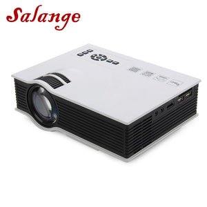 UC40 UC46 Plus LED Projector Full HD 1080P 1200 lumens Home Theater Beamer Cheap Proyector with HDMI AV SD VGA
