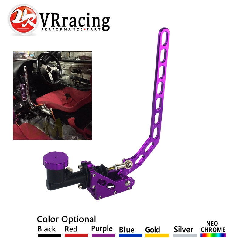 VR RACING - General Racing Car Hydraulic E-BRAKE Drift Rally Lever Handbrake Gear VR3635