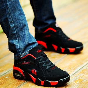 Autumn and Winter Men Outdoor Sports Shoes Light Weight Sneakers for Men