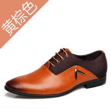 Load image into Gallery viewer, Formal Banquet Leather Shoes Male