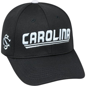 University Of South Carolina Gamecocks Black Baseball Cap