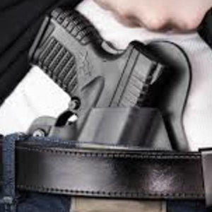 Concealed Carry Permits See A Big Increase