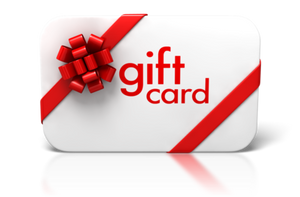 Gift card - (change amount on next page)