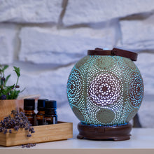 "Load image into Gallery viewer, Sale - 45 BGN Aroma Diffuser ""Oriental Lamp"""