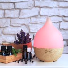 "Load image into Gallery viewer, Aroma Diffuser ""Vaya"" Light Wood"