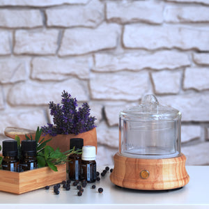 "Aroma Diffuser ""Crystal Pure"" with built in battery"