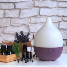 "Load image into Gallery viewer, Aroma Diffuser ""Vaya"" Purple"