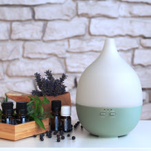 "Load image into Gallery viewer, Aroma Diffuser ""Vaya"" Green"