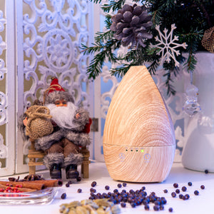 Light Wood Vase Diffuser