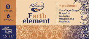Aroma blend Earth Element, 10ml