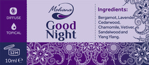 Aroma blend Good Night, 10ml