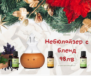 Nebulizer Pine and aroma blend Joy of Christmas