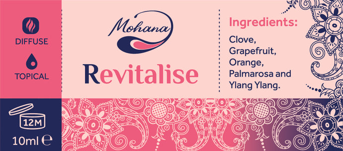 Aroma blend Revitalise, 10ml