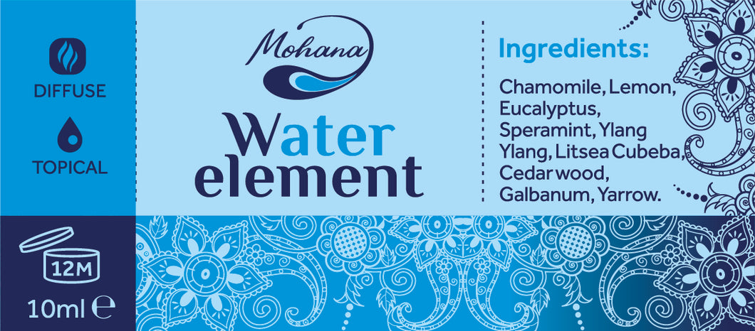 Aroma blend Water Element, 10ml