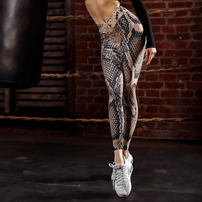 3ff7cd0b5990f Fitstar Serpent Leggings - Fitstar Apparel