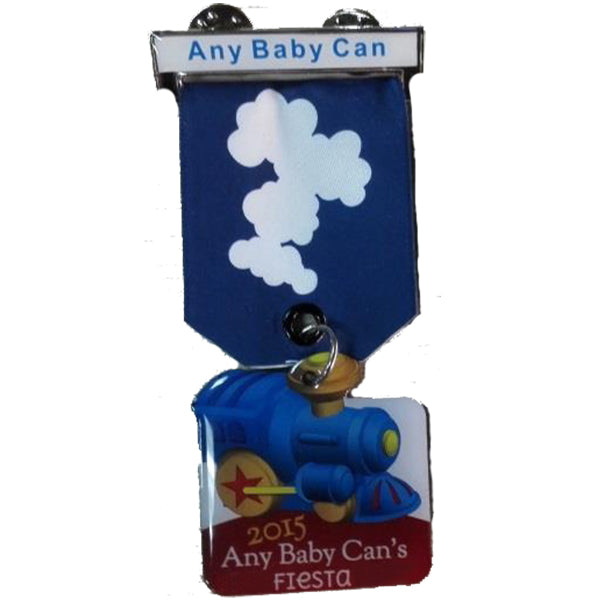 2015 Any Baby Can Fiesta Medal