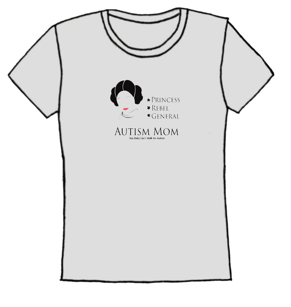2017 Princess T-shirt-L
