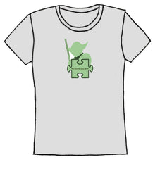 2017 Yoda T-Shirt Youth Medium