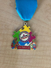 2018 Any Baby Can Fiesta Medal