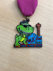 2020 Any Baby Can Fiesta Medal