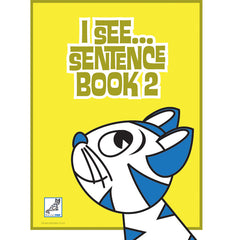 I See Sentence Book 2