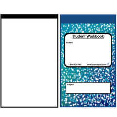 I-Workbook Blue Book