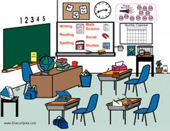 School Room Activity
