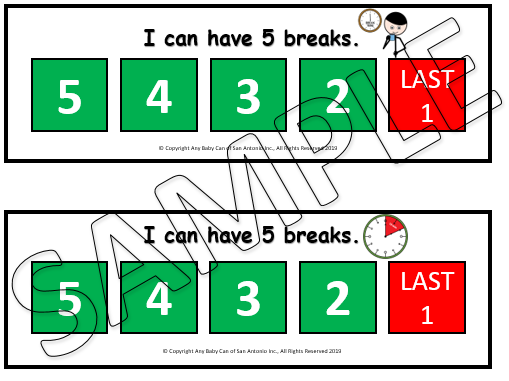 Break Visual Boards