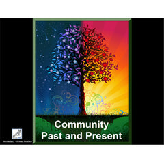 Community Past and Present Book