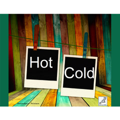 Hot – Cold Book