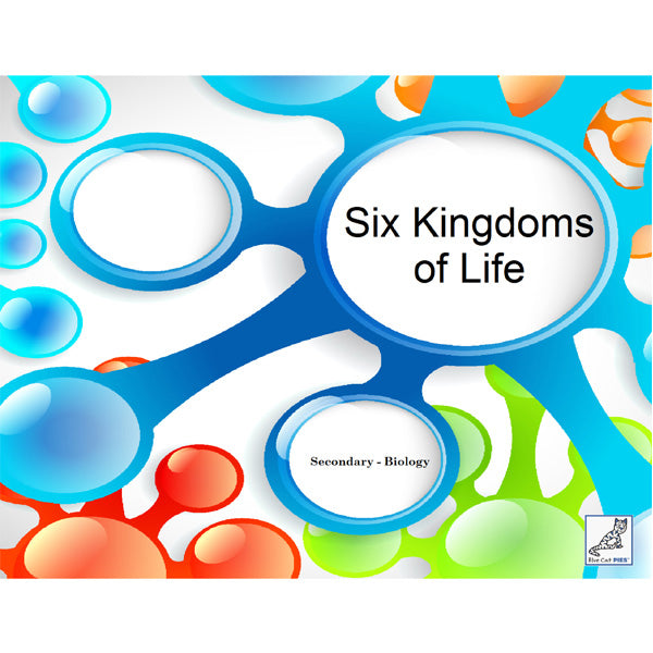 Six Kingdoms of Life Book