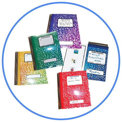 I-Workbooks Set