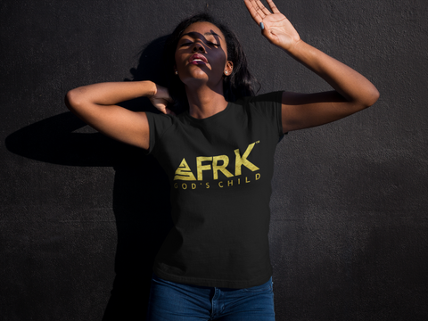 AFRK LIFE APPAREL GOD'S CHILD T-SHIRT