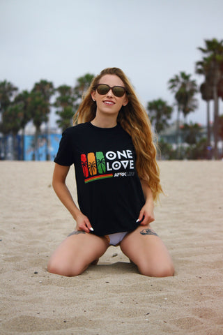 AFRK LIFE APPAREL ONE LOVE T-SHIRT