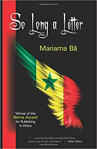 So Long a Letter Mariama Ba Waveland Press science fiction fiction science classic African novels African novels African history Africa international books international authors African authors bookworm Reading great books book club