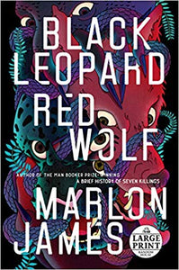 "Black Leopard, Red Wolf : ""Dark Star Trilogy #1"""