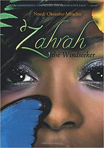 Zahrah the Windseeker: (Paperback)