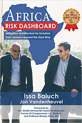 Africa Risk Dashboard: Mitigation Architecture for Investors From Lessons Learned the Hard Way (Paperback)