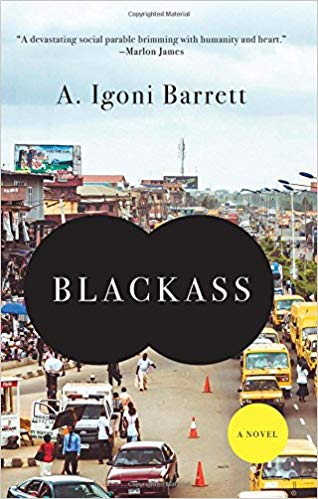 Blackass: A Novel (paperback)