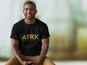 AFRK God's Child Short-Sleeve Unisex T-Shirt